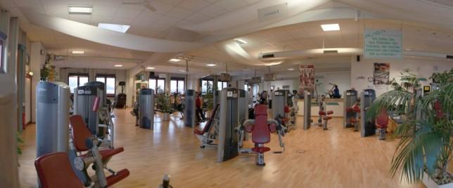 Fitnessbereich: Sports Plaza
