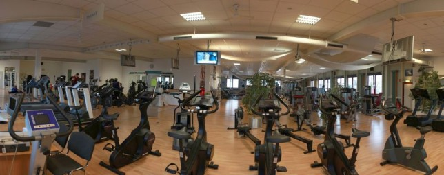 Cardiobereich Sports Plaza